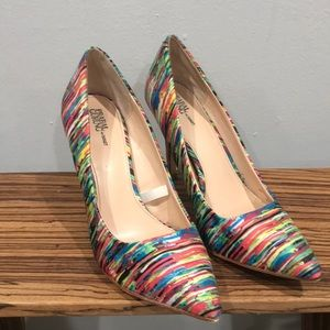 Prabal Gurung for Target Rainbow Pumps
